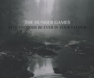 pretty and the hunger games image