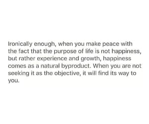 growth, happiness, and peace image