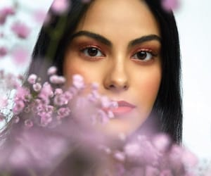 camila mendes, riverdale, and makeup image