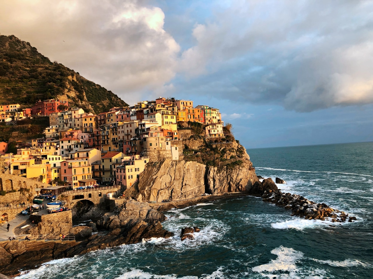 The Heart Of Cinque Terre i left my heart in manarola on we heart it