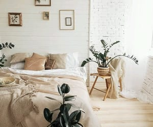 bedroom, house, and interior design image
