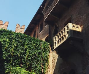 art, romeo and juliet, and travel image