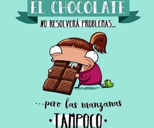 chocolate, divertido, and humor image