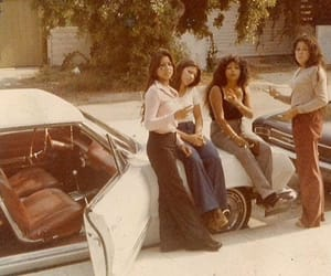 vintage, 70s, and car image
