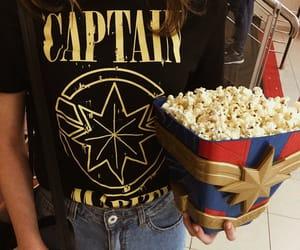 cinema, girl power, and Marvel image