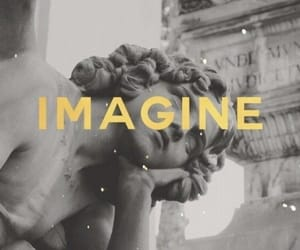 imagine, wallpaper, and greek statue image