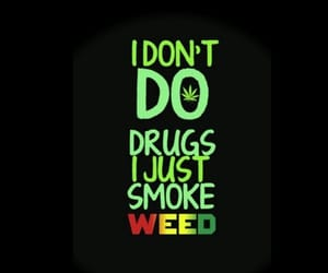 420, joint, and marijuana image