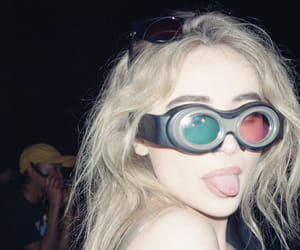 aesthetic, celebrity, and sabrina carpenter image