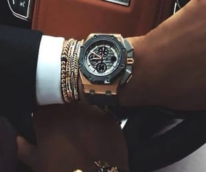 luxury, range rover, and watch image