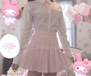aesthetic, outfit, and mymelody image