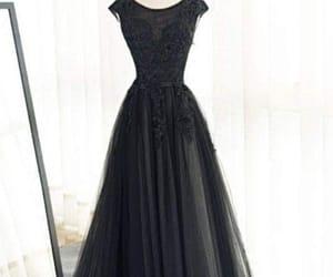 dress, gala, and fashion image
