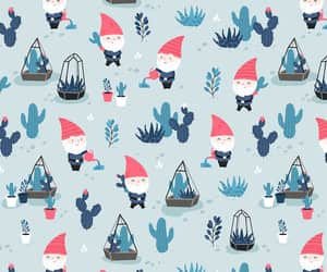 background, behance, and cactus image