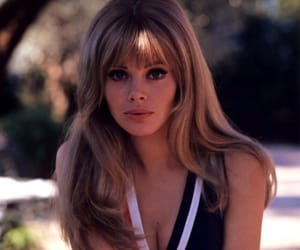 60s and britt ekland image