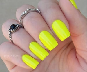 nail art, nails, and spring image