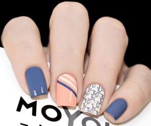 belleza, moda, and nails image