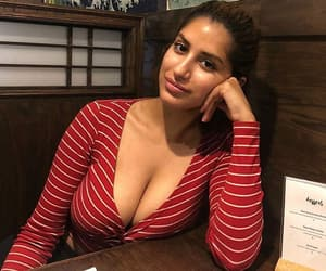big boobs, busty, and sexy Girl image