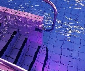 water, pool, and aesthetic image