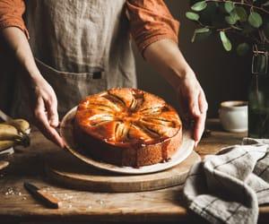 baker, baking, and cake image