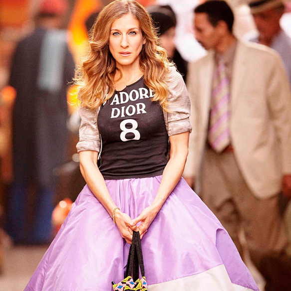 article, Carrie Bradshaw, and sex and the city image