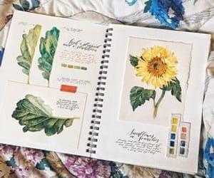art journal, decor, and design image