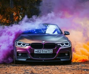 car, bmw, and photography image