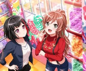 anime, bang dream, and kawaii image