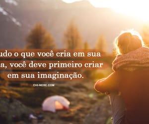 portuguese, frases, and lei da atração image