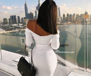 fashion, Dubai, and travel image