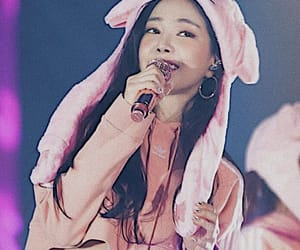 bunny, hat, and kpop image