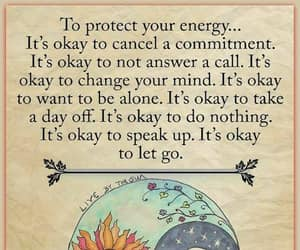 empowerment, let go, and protect image
