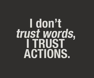 quotes, trust, and Action image