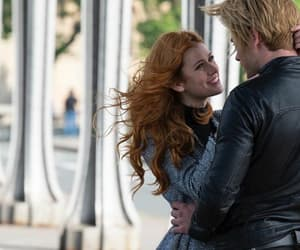 serie, clary fray, and jace wayland image