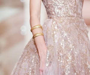 fashion, details, and elie saab image