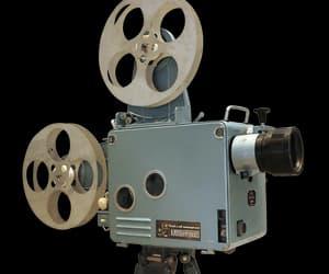 cine, cinema, and old image