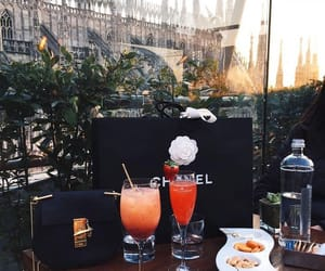 chanel, drinks, and juice image