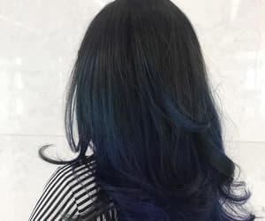 hair, haircolor, and hairsalon image