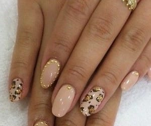 accessories, nail art, and pink image