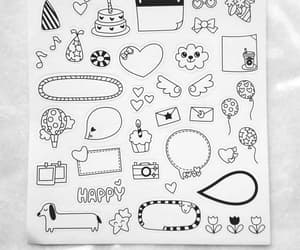 etsy, journal, and planner image