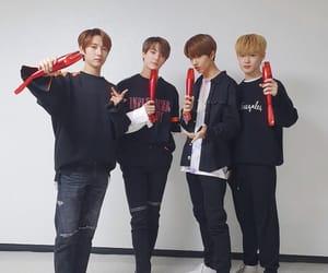jisung, chenle, and jeno image