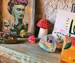 arte, decoracion, and Frida image