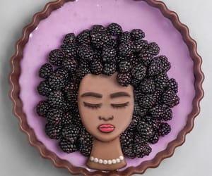 chocolate, tarta, and comida image