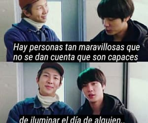 frases, idol, and jin image