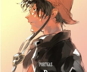 one piece and portgas d ace image