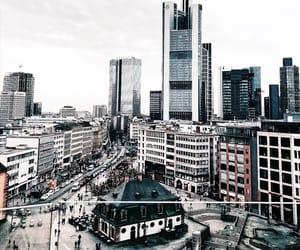 architecture, frankfurt, and germany image