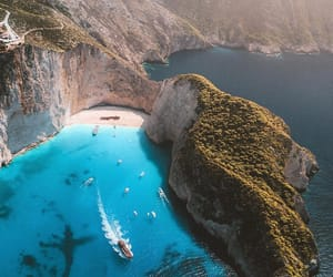 travel, Greece, and world image