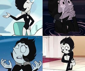 fan art, pearl, and black pearl image