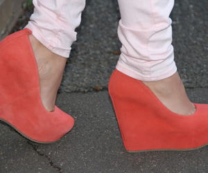 shoes and wedges image