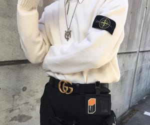aesthetic, gucci, and outfit image