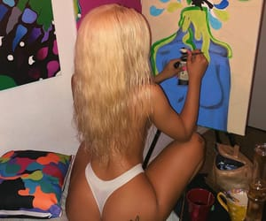 amazing, bow, and blond image