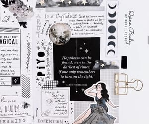 drawing, inspiration, and journaling image